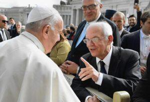 Papa Francesco-Luciano-Lincetto-progetto-Mozambico