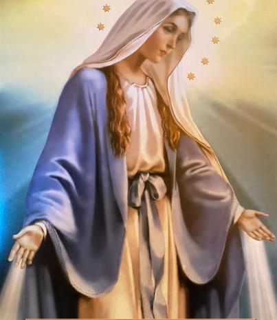 Che la Madonna della Medaglia Miracolosa benedica le nostre famiglie